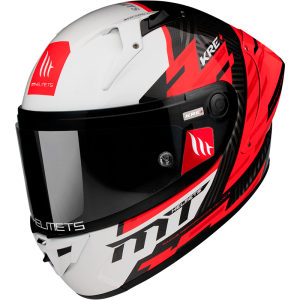 mt helmets kre+ carbon brush
